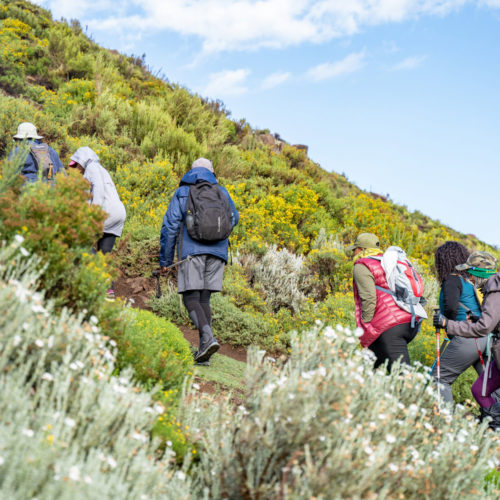 Discover hiking in the Maluti Mountains